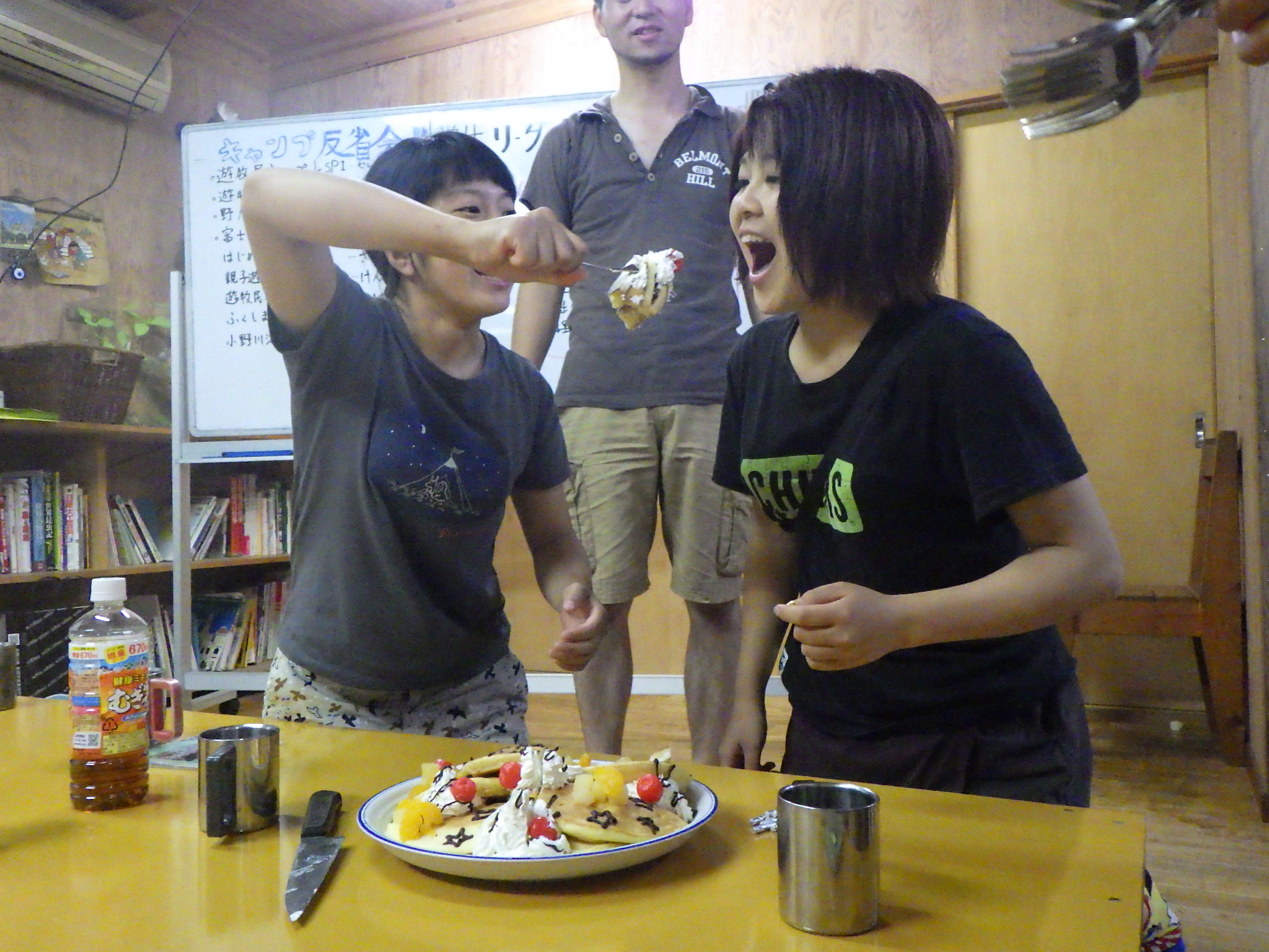 学生リーダー9月~自然と遊ぶ~...