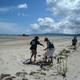 沖縄 キャンプリーダー養成講座 ビーチクリーン