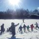 寒いのへっちゃら八ヶ岳スノーキャンプ 1日目