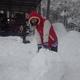 雪は楽しいな~八ヶ岳スノーキャンプ4日目