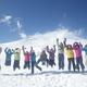 四季コース2月~青い空と白い雪と~
