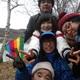 八ヶ岳スノーキャンプ1日目