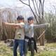 春の遊牧民キャンプ【2日目】