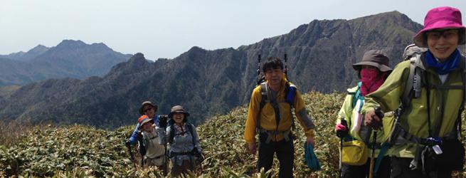 小金沢連嶺1dayスルーハイク アラウンド富士山12ヶ月