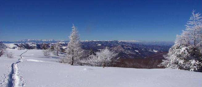 はじめての絶景スノーシュー 今年こそ!憧れの雪山デビュー
