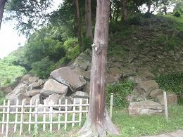 石垣山の石垣.jpg