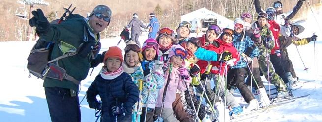 八ヶ岳スノーキャンプ 小学4年~高校3年生まで 3泊4日