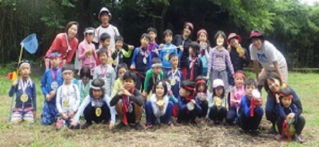 遊牧民キャンプ~はじめてジュニア1~ 小学1年生~4年生まで 2泊3日