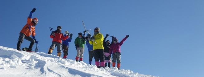 雪山入門トレッキング~南アルプス~ アラウンド富士山12ヶ月~入笠山編~