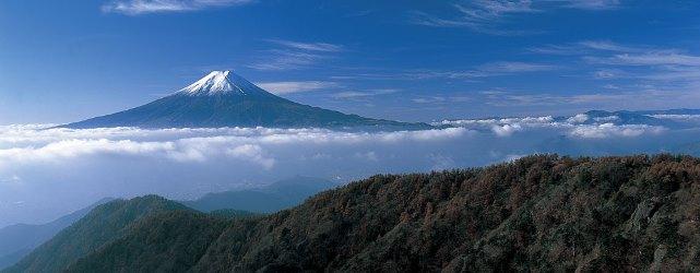 富士山野鳥観察トレッキングキャンプ アラフジ 『足和田山・三つ峠山』