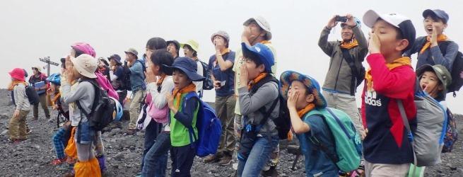 親子遊牧民キャンプ2 年中~小学生とその親 2泊3日