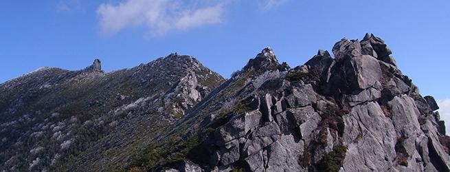 金峰山2daysトレッキング アラフジ ~こだわりの100名山ツアー~