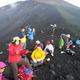 富士山冒険学校 ご来光登山2