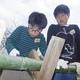 春の遊牧民キャンプ【1日目】