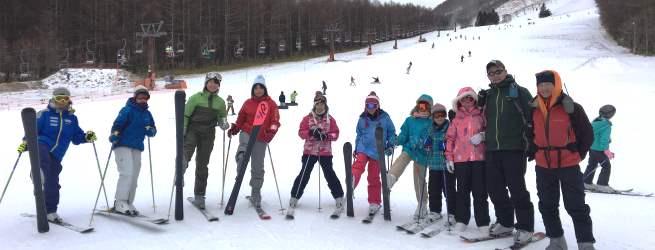 白馬 スノーキャンプ 2020 3日間 雪の世界へ大冒険!
