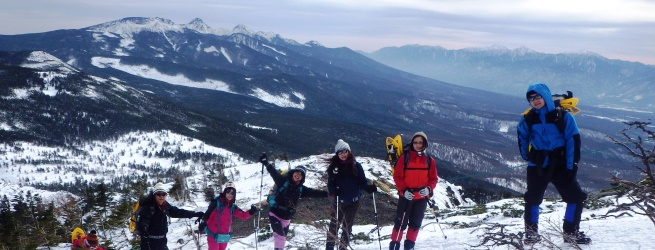 5名限定!少人数制雪山ツアー 憧れの八ヶ岳の山小屋で過ごす2日間