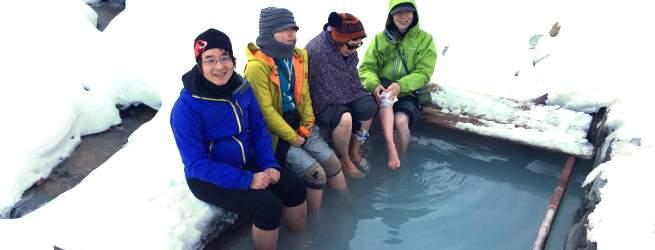 日本最高所の野天風呂トレッキング 憧れの八ヶ岳で山小屋泊の2日間
