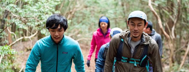 親子*はじめてのラン・トリップ 親子でトレイルラン@富士山麓