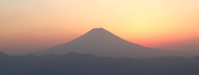 七面山宿坊トレッキング アラフジ ~自分と対峙する富士見旅~